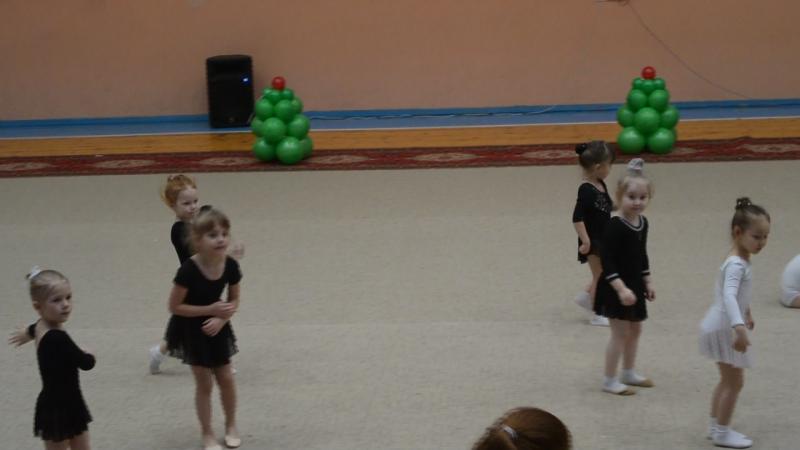 Наши гимнастки