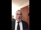 Ринат Каримов и Валерий Меладзе