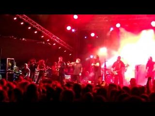 Russkaja - Privet iz Amsterdama (Donauinselfest 2011)
