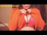 UTV Jessica Nigri As Velma Tracer Sexy Cosplay Fun Thong cheeky Panties