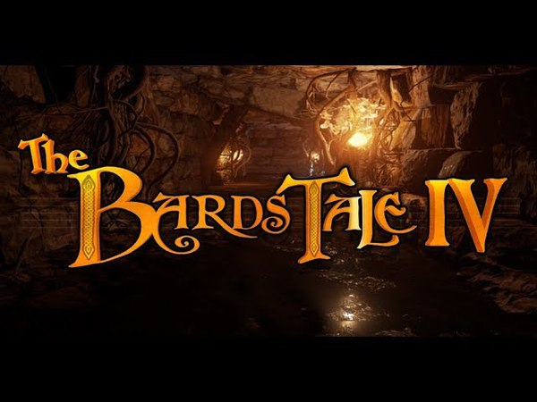 Let's Play Bard's Tale IV: Barrows Deep (Alpha Test)