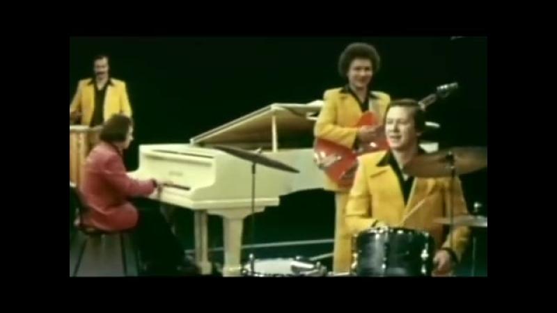 Концерт ВИА Здравствуй песня 1982 год. СССР. музыка.