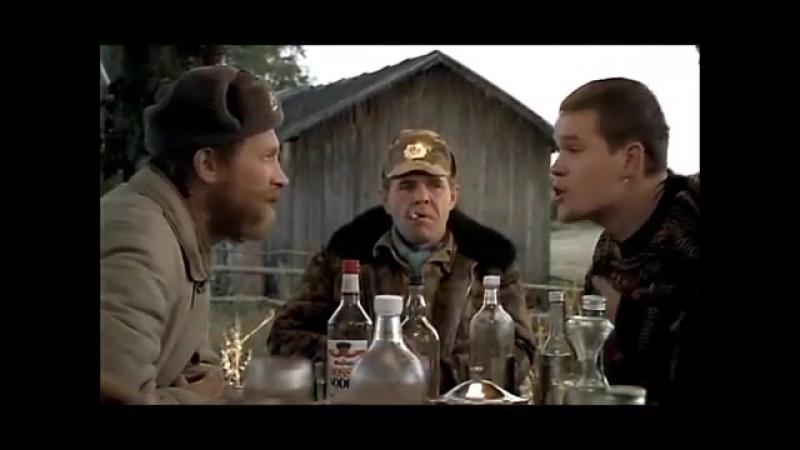 Цыц! Вы еще подеритесь, горячие финские парни (с) из к_ф Особенности национальной охоты