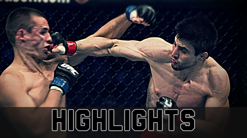 Carlos Condit vs. Rory MacDonald ● Fight Highlights ● HD