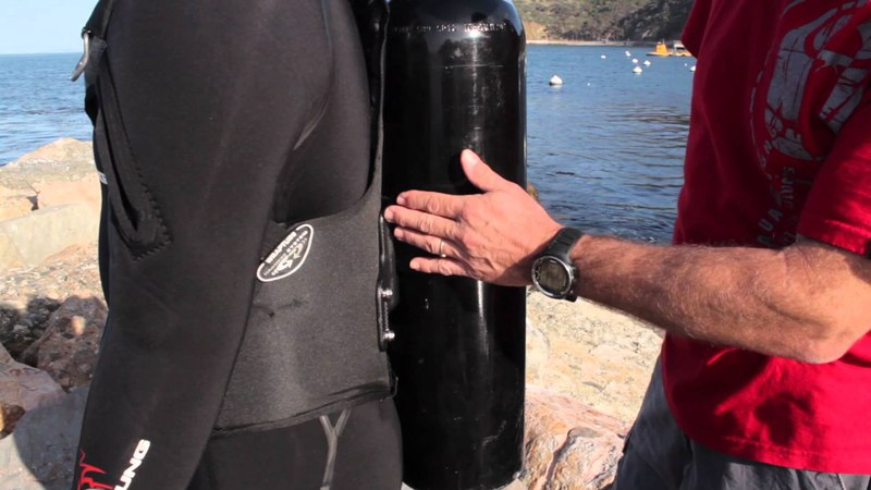Buoyancy Compensator (BCD) - Wrapture Harness System