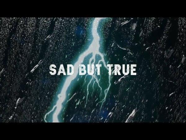 Metallica - Sad But True [Full HD] [Lyrics]