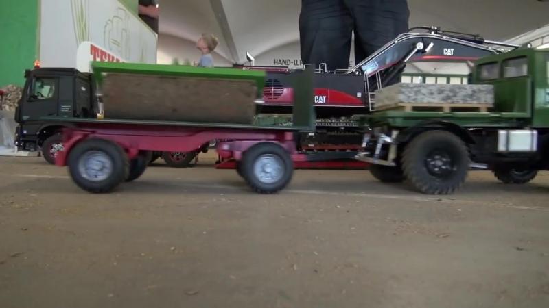 RC_Truck_Excavator_-_Радиоуправляемые модели
