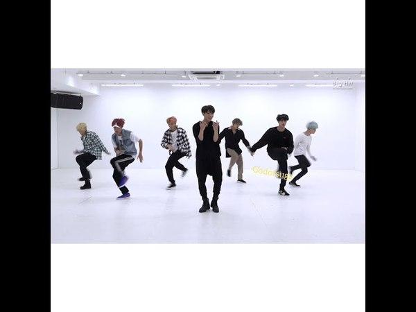 BTS -2U DANCE PRACTICE