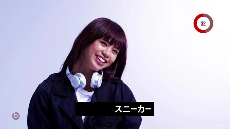 Beats by Dre x Harumi (E-girls) _ Beats Per Minute (1)