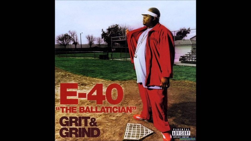 E-40 - It's a Man's Game