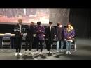 FANCAM — 24.12.17 Фан-сайн в честь выхода 8-го сингл-альбома B.A.P «EGO» в Чхондаме