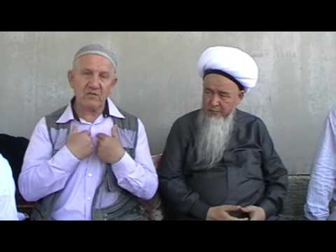 Как я стал суфием Мюрид Шейха Хазрата Курбанали Ахмада Мекаил Орал