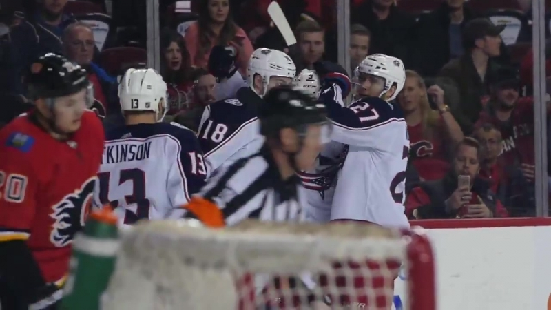 We didnt think this goal could get more beautiful We were wrong CBJ
