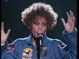 Уитни исполняет Американский Гимн Star Spangled Banner Live 1991 (Welcome Home Heroes)