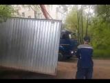 В Дедовске убирают ракушки