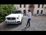 Тест и ШОК НОВЫЙ ГЕЛИК 63! 4.1 с до 100! BMW и Audi Ваш ответ_ Mercedes-AMG G 63. G-Class. Benz.