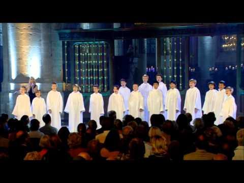 Libera singing Sanctus, solos Tom Cully, Ed Day, Sam Leggett 1280x720 HDD