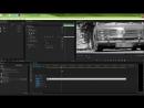 Adobe Premiere Pro, Урок 9 Размытие подвижного обьекта