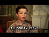 Young Sheldon 1x22 All Sneak Peeks