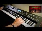 Twin Peaks Theme - Falling - Julee Cruise - Yamaha moXF6 - Piotr Zylbert - Poland (HD)