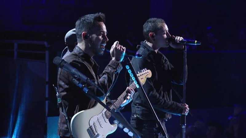 Linkin Park - Castle of Glass (Live from Spike Video Game Awards 2012)