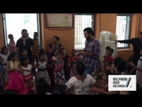 EXCLUSIVE - Ranbir Kapoor and Alia Bhatt's Dance With Orphans