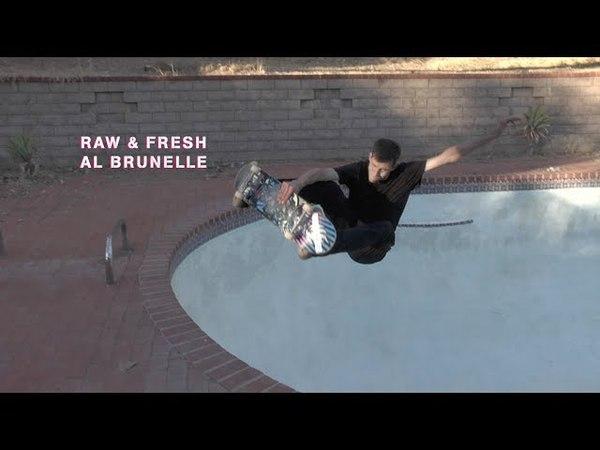 LOWCARD - Raw Fresh: Al Brunelle