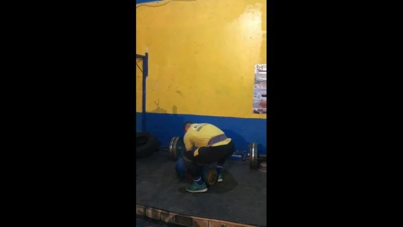 Михаил Ходяков (Украина), гантель - 110 кг на 2 раза 💪, прошла всего неделя после турнира памяти Ирины Ширяевой, Стронги против