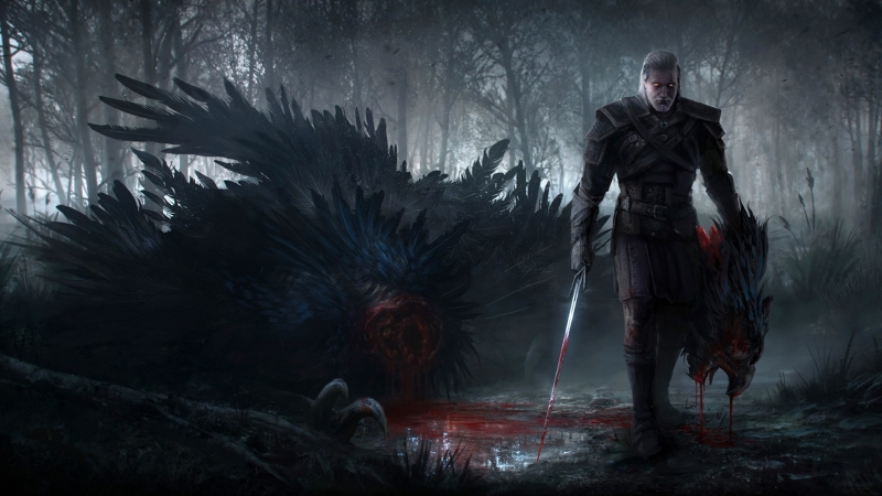 The Witcher 3: Wild Hunt - Песня Присциллы