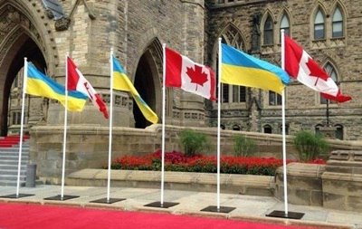Украине предоставят дорожную карту по безвизу с Канадой после Нового Года