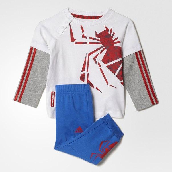 Комплект: джемпер и брюки Marvel Spider-Man