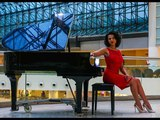 Khatia Buniatishvili , Schumann RoBert, A minor Concerto, Zubin Mehta,sheet music