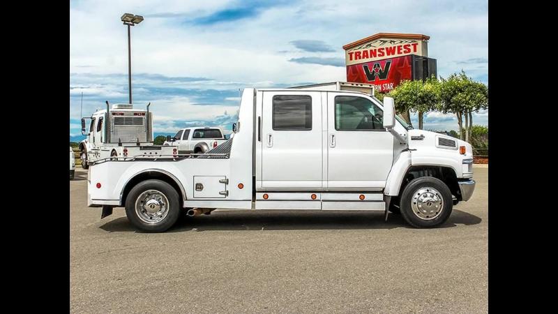 2005 CHEVROLET C4500 WESTERN HAULER TRUCK (Stock 5U160638) - Transwest Truck Trailer RV