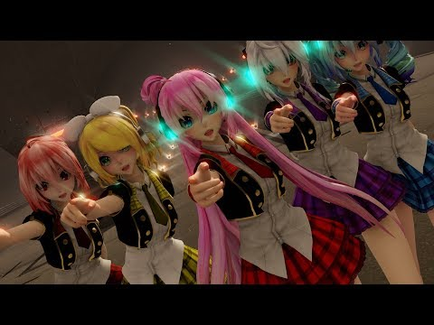 [MMD]Ikkitousen一骑当千Matchless Warriors一騎当千