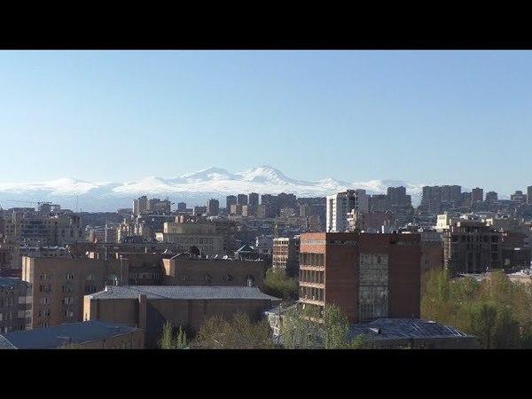 Yerevan, 01.04.18, Su, Video-2, (на рус.), Цвь Св.Г.Просветителя. Пасха