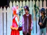 Спектакль от младшей группы кукольного театра