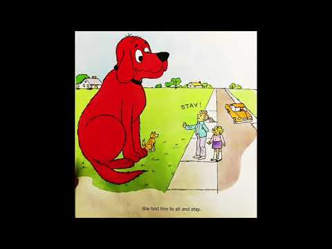 CliffordGoes to Dog School I Read Aloud Picture Book