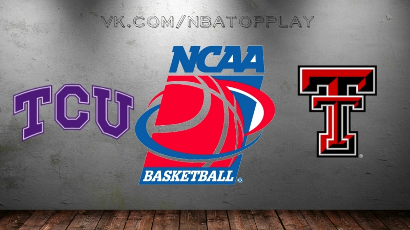 TCU Horned Frogs vs Texas Tech Red Raiders | 03.03.2018 | NCAAM 2017-2018