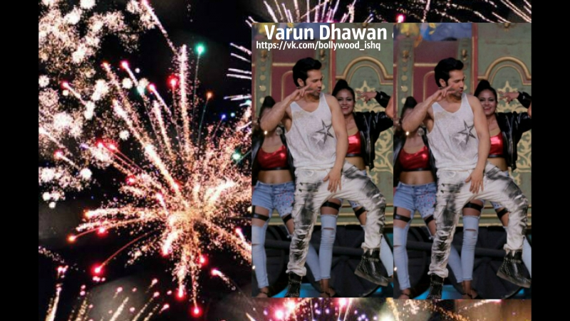 Выступление Варуна Дхавана на премии Star screen awards 2017