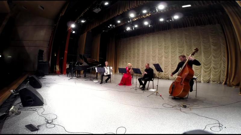 И.Бах Концерт(D-moll)Губкин 01.12.2017