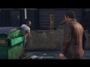 Grand Theft Auto V Тревор срёт