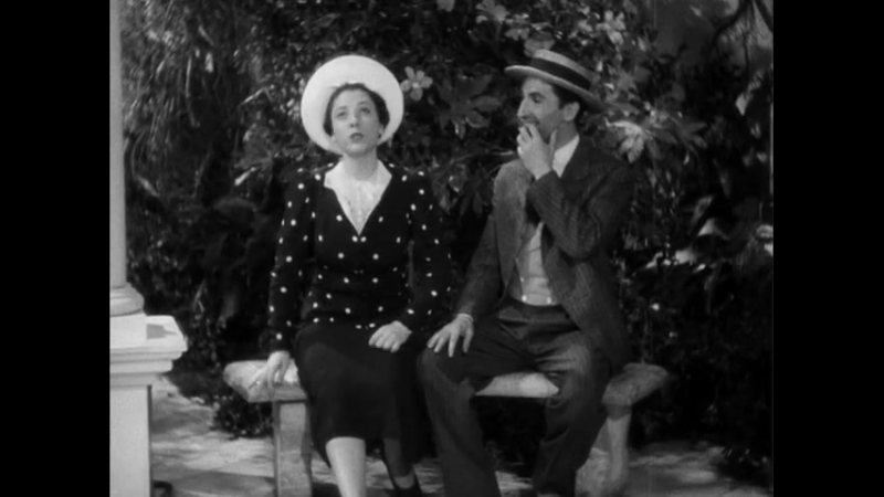 Judy Canova and Ben Blue Comedy Song and Dance (1937)
