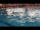 Открытый Чемпионат РК по плаванию 19 21 04 2018 г 4x100 комплексным плаванием