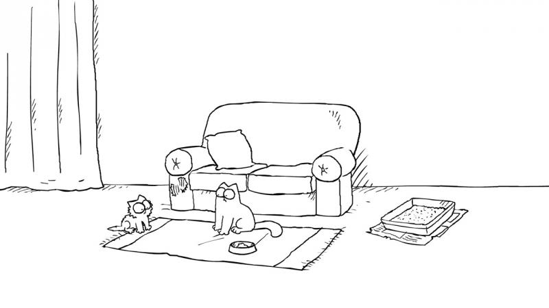 17. Кот Саймона - Двойные неприятности
