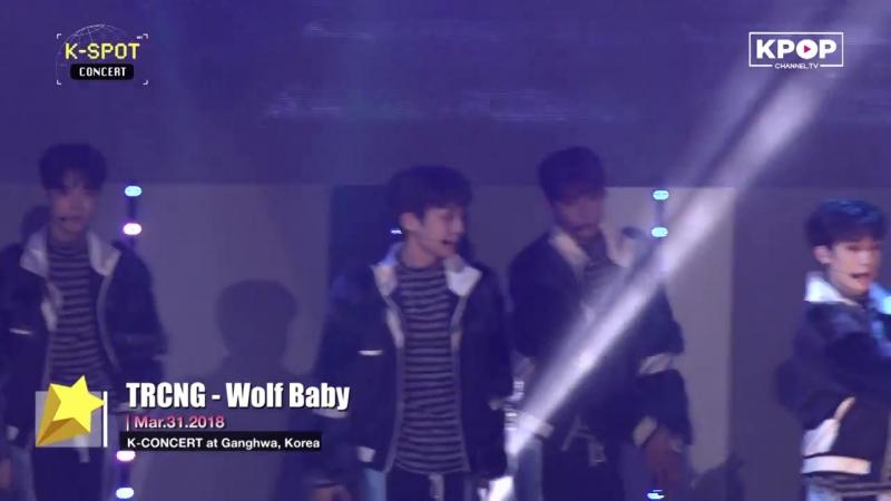 [31.03.18] KPOP Concert in Ganghwa-gun TRCNG @ Wolf baby