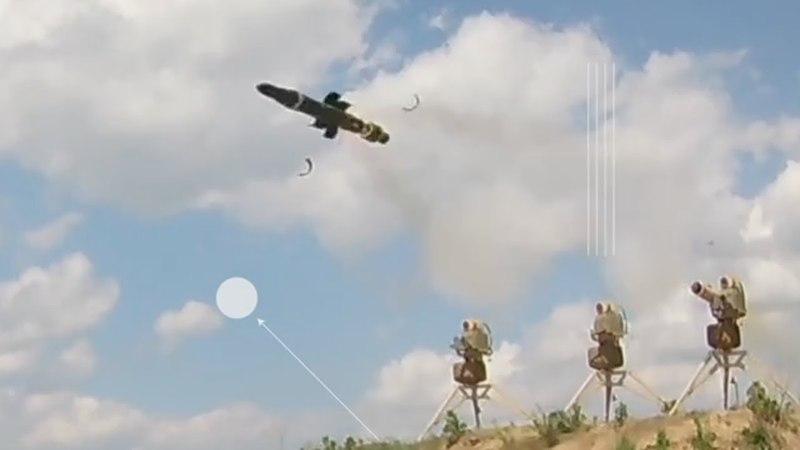 Украинский Джавелин гарантирует прекрасную корочку жаркого по Бурятски