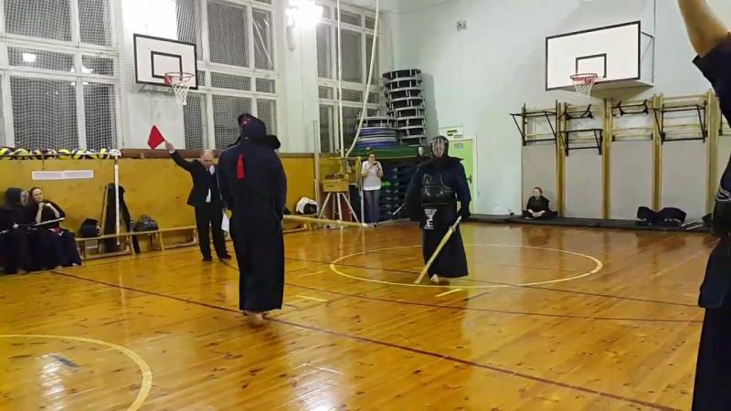 3й Тайкай Московской Федерации Кендо в Клубе Сёгун