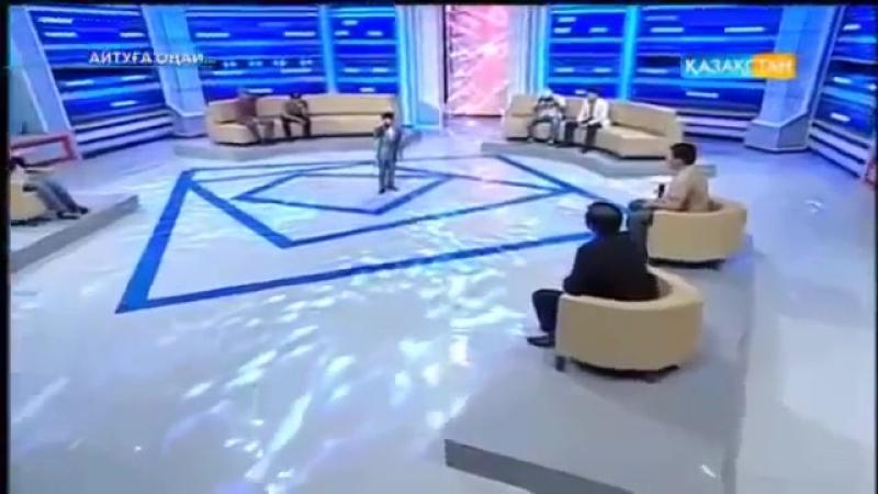 Сәби Бақыты Нұрмұхаммед Жақып.