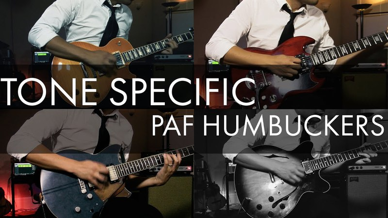 Tone Specific Pickups: Which Set for My PAF Humbucker Guitar?