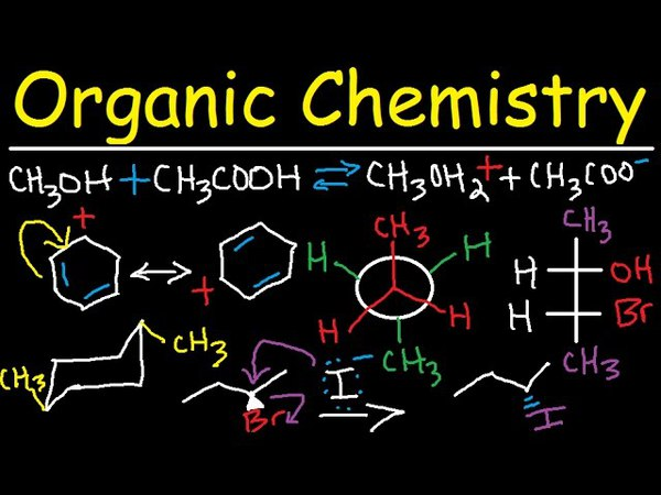 Organic Chemistry 1 - Introduction / Basic Overview